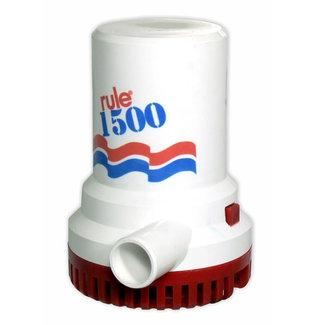 Rule Rule 1500 24V Submersible Bilge Pump