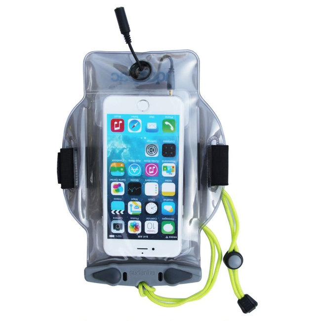 Aquapac IPX8 Waterproof Armband Case w/ Headphone Jack