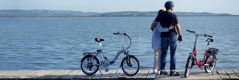 E-Scape Electric Folding Bikes