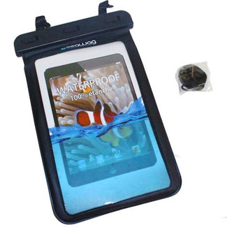 """Seawag Seawag Waterproof Tablet Case 8"""" Black"""