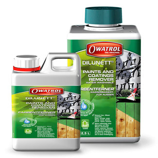 Owatrol Owatrol Dilunett Gel Paint and Varnish Remover