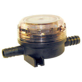 Jabsco Jabsco Pump Guard Fresh Water Pump Inlet Strainer - Hose