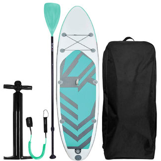 Seago Seago Dual Layer Paddle Board Aqua Blue