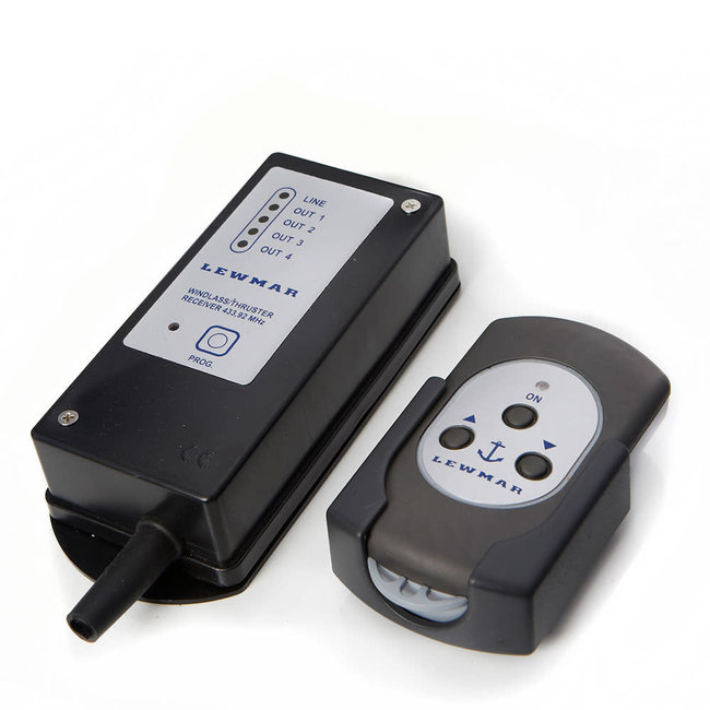 Lewmar 3-Button Windlass Wireless Remote Kit