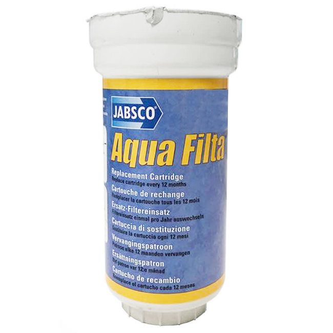 Refill Cartridge for Jabsco Aqua Filta Water Filter