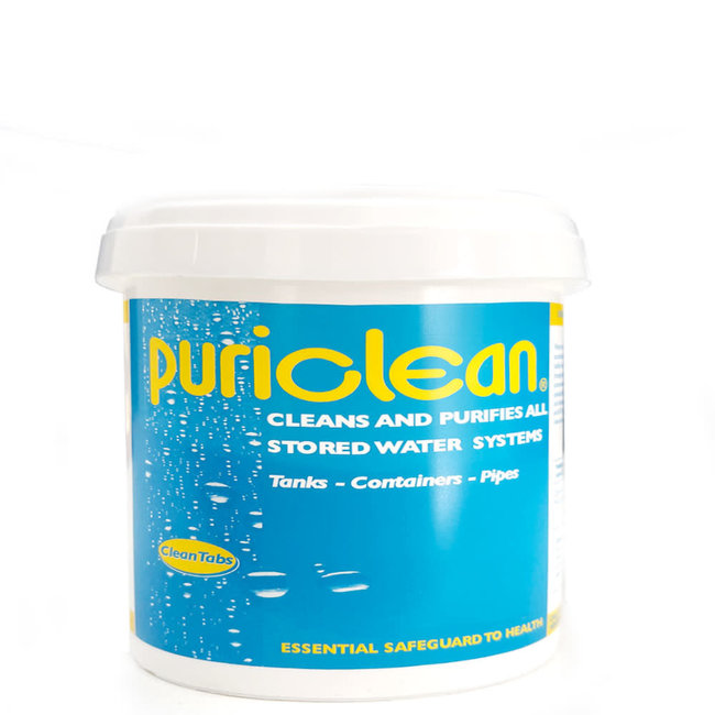 Puriclean Water Cleaning Tablets