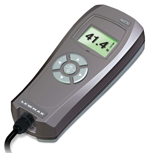 Lewmar AA730 Wired Remote Control with LCD and Chain Counter