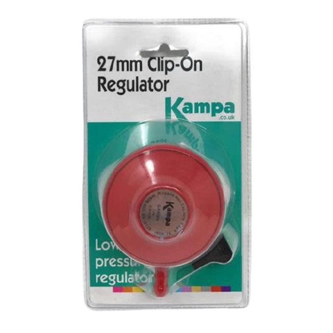 Clip-On Propane Gas Regulator 27mm
