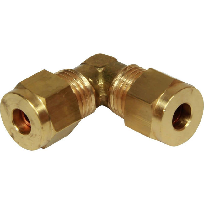 """Equal Elbow Coupling 1/4"""" x 1/4"""