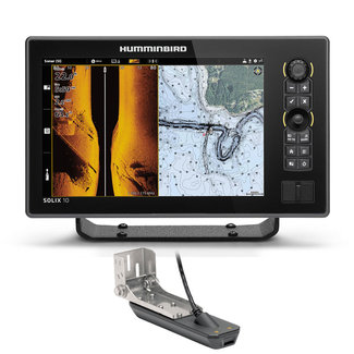 "Humminbird Humminbird SOLIX G3 10.1"" MSI+ GPS Fishfinder with Transducer"