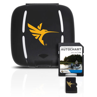 Humminbird Humminbird Autochart Zero Lines SD Card (EU)