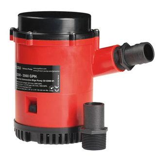 Johnson Johnson 24V Heavy Duty Bilge Pump