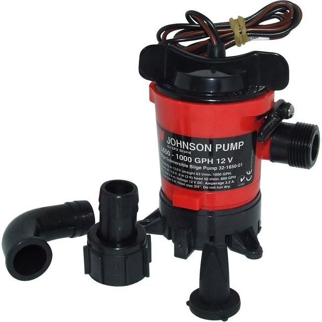 Johnson 24V Cartridge Submersible Bilge Pump