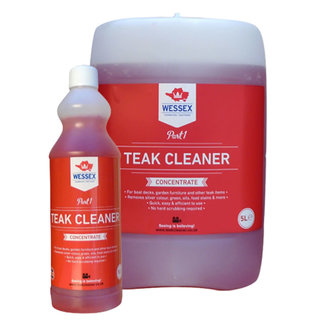 Wessex Chemicals Wessex Teak Cleaner