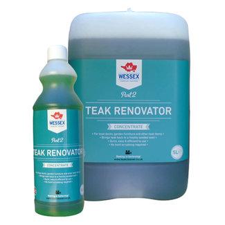 Wessex Chemicals Wessex Teak Renovator (Part 2)