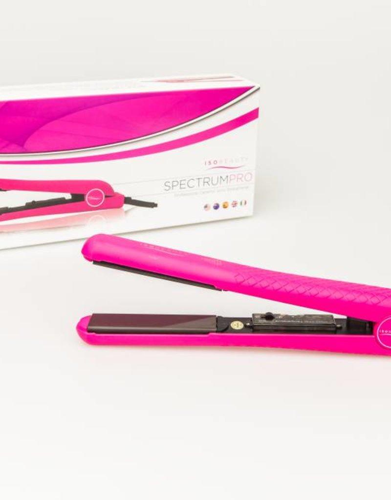 Glätteisen Super Sunshine Girl Hot Pink