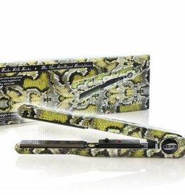 Glätteisen Animal Print Titanium Schlange