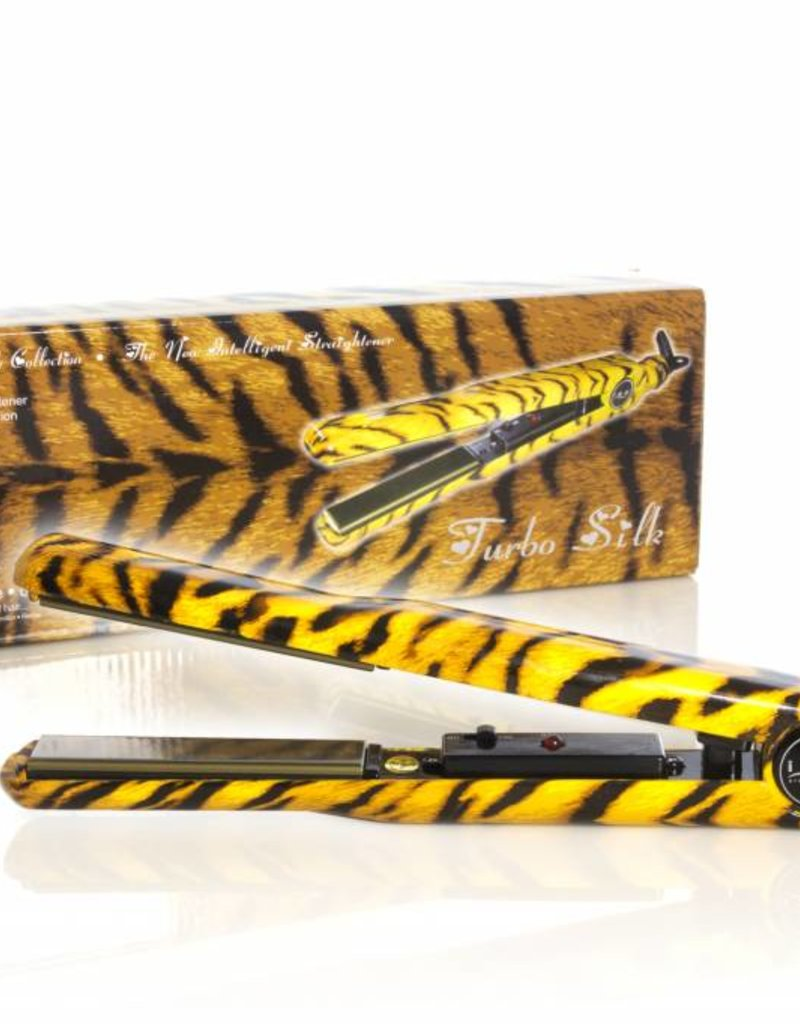 Glätteisen Animal Print Titanium Tiger
