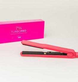 Turbo Pro Glätteisen Hot Pink