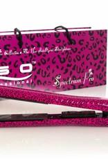 Glätteisen Animal Print Hot Pink Leopard