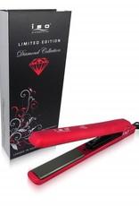 Glätteisen Diamond Collection Rot