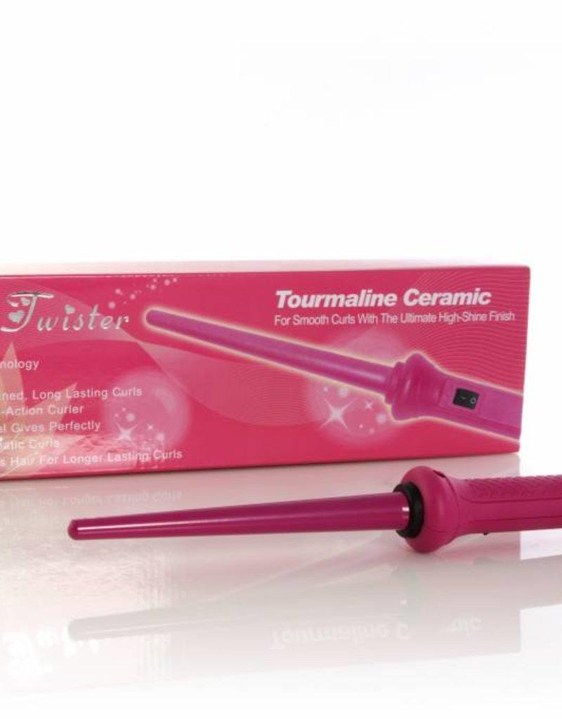 Twister 9-18mm Lockenstab Rosa