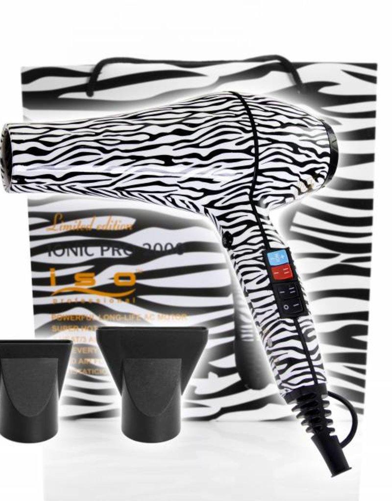 Haartrockner Animal Print Zebra 2.000 W