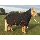HB OUTLET Pony Outdoordeken 300gram + Hals