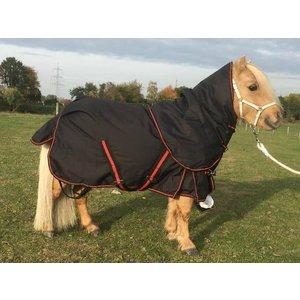 HB OUTLET Pony Outdoordeken 300gram + Hals