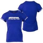 QHP QHP Sportshirt duo Brownie Kobalt