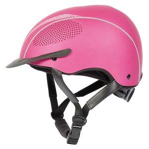 Harry's Horse Veiligheidscap veloce glitter roze