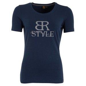 BR BR t-shirt agnes Navy Pants blue