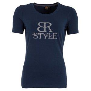 BR BR t-shirt agnes Carbernet Bordeaux