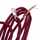 Busse Leadrope loswerklijn 3.7m Bordeaux