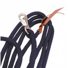 Busse Leadrope loswerklijn 3.7m Navy
