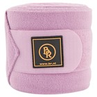 BR BR fleece bandages Passion Very grape