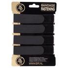 BR 299910 BR bandagesluitingen Zwart