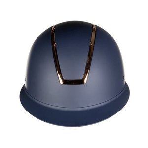 HKM HKM Cap Lady shield Navy - Rosegold