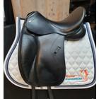 2dehands Kentaur dressuurzadel 16.5 Inch Medium boom