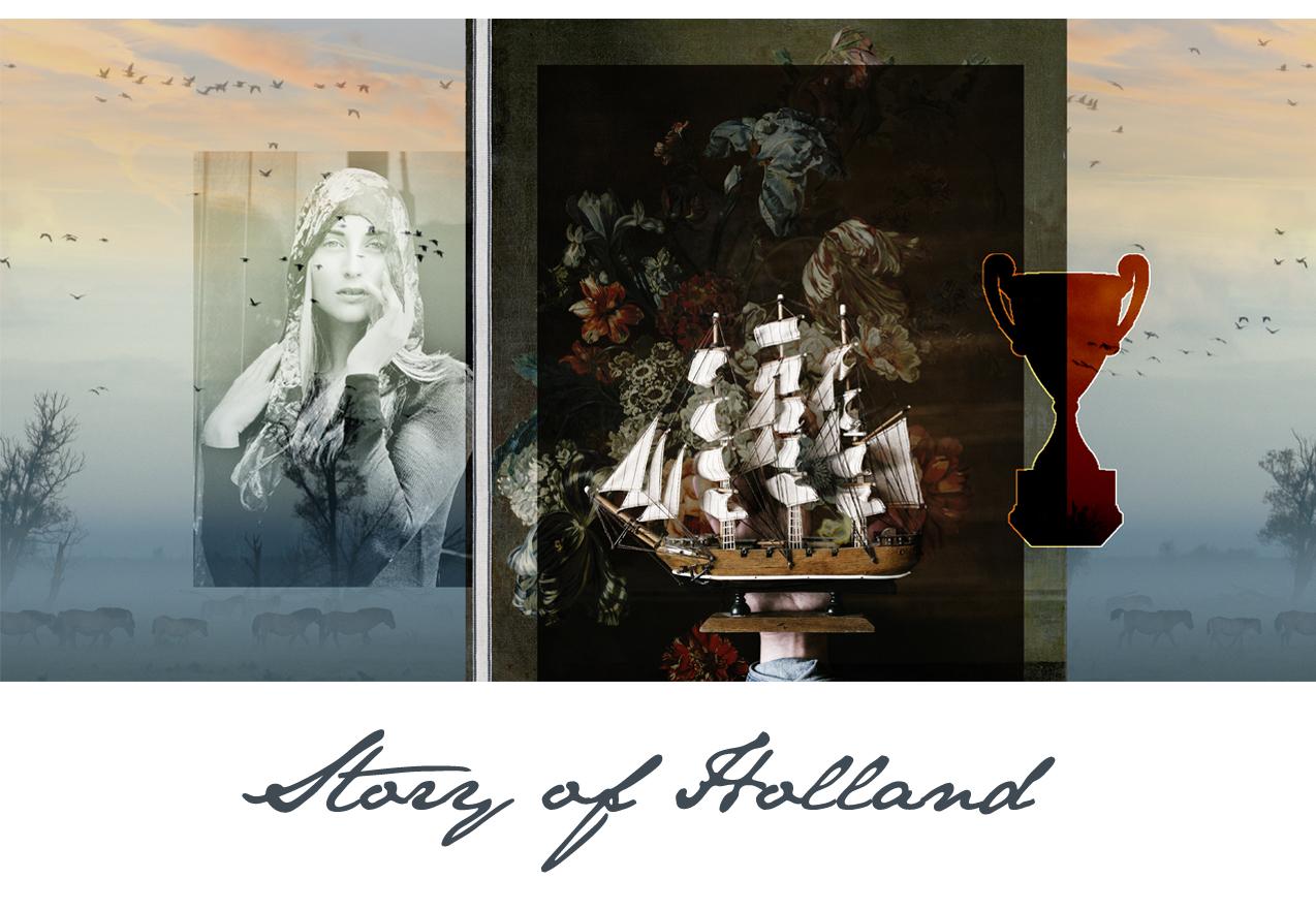 Little Trophy moodboard - Story of Holland