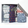 LITTLE TROPHY Souvenir Package 3X Breast Handkerchief Maastricht
