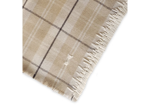 LITTLE TROPHY SQUARE TARTAN RUIT STOLA 70x190