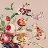 LITTLE TROPHY Painted Flowers Tafelkleed 150x250cm Roze