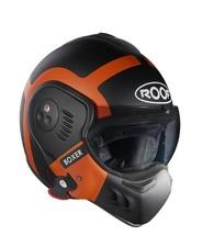 Roof Boxer V8 Bond Schwarz/Orange Matt