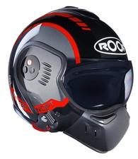 Roof Boxer V8 LP20 Rood