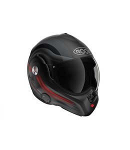 Roof Desmo 3 Streamline Black /Matt Red