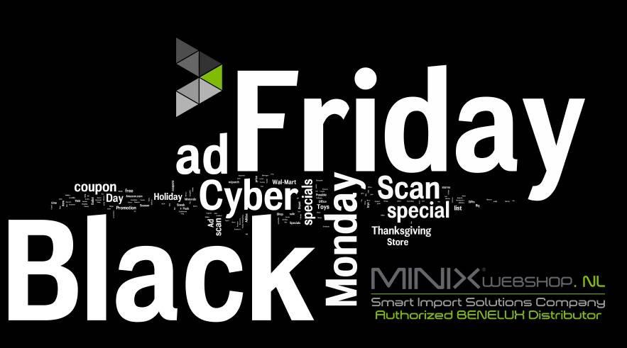 Black Friday en Cyber Monday