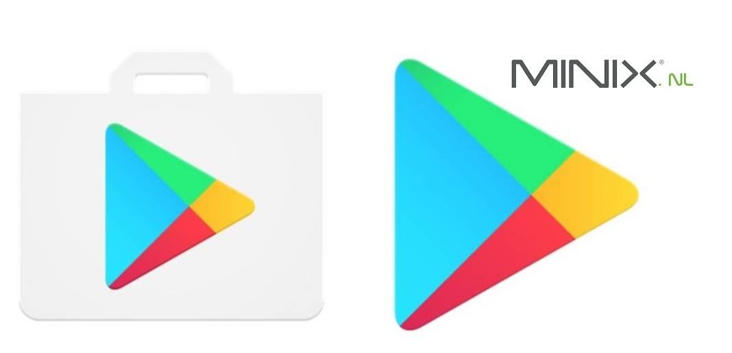 MINIX Gratis Google Play Store app - Officiële BENELUX
