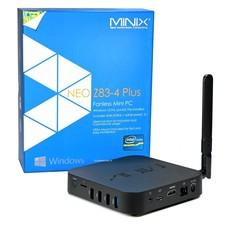 MINIX NEO Z83-4 Plus Windows 10 Pro Quad Core Mini PC