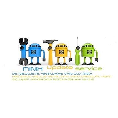 MINIX UPDATE SERVICE / Up-To-Date MINIX
